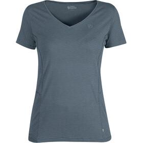 Fjällräven Abisko Cool - T-shirt manches courtes Femme - gris